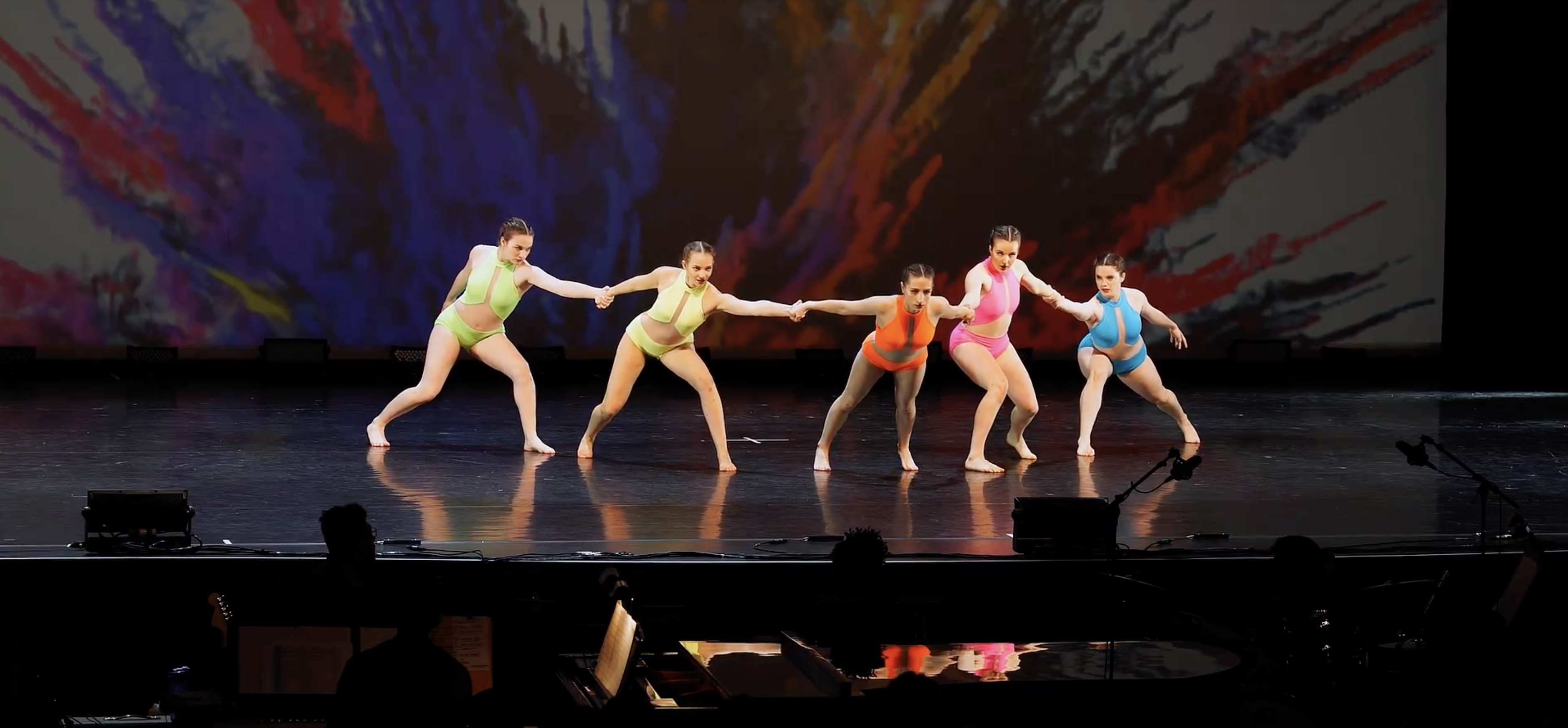 the oakville academy for the arts recreational dance classes